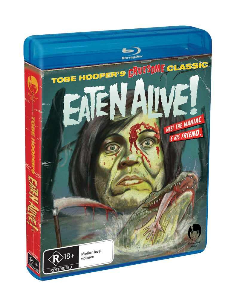 Image of Eaten Alive (Bluray)