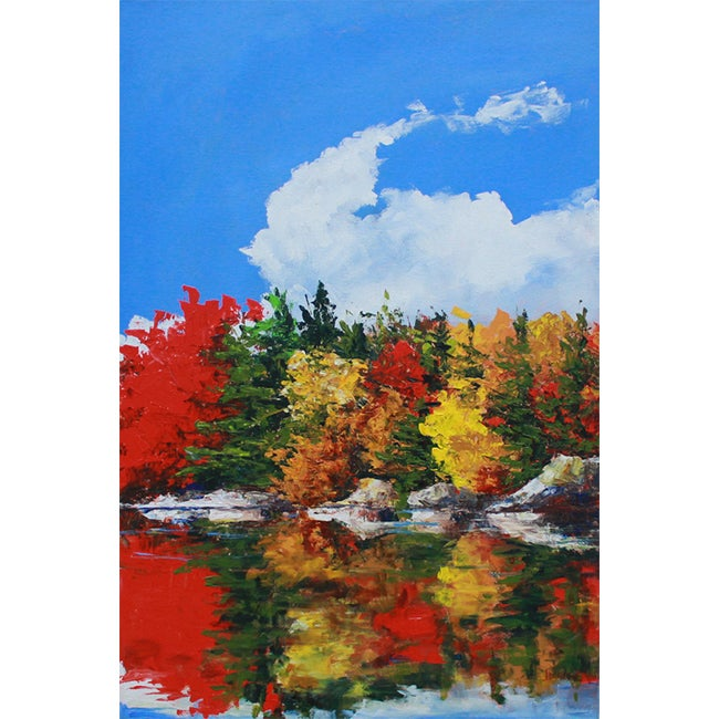 Image of - October Reflections - 20% OFF