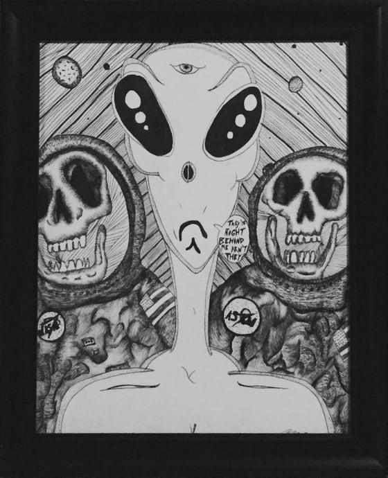 Image of Paranoia Celestial