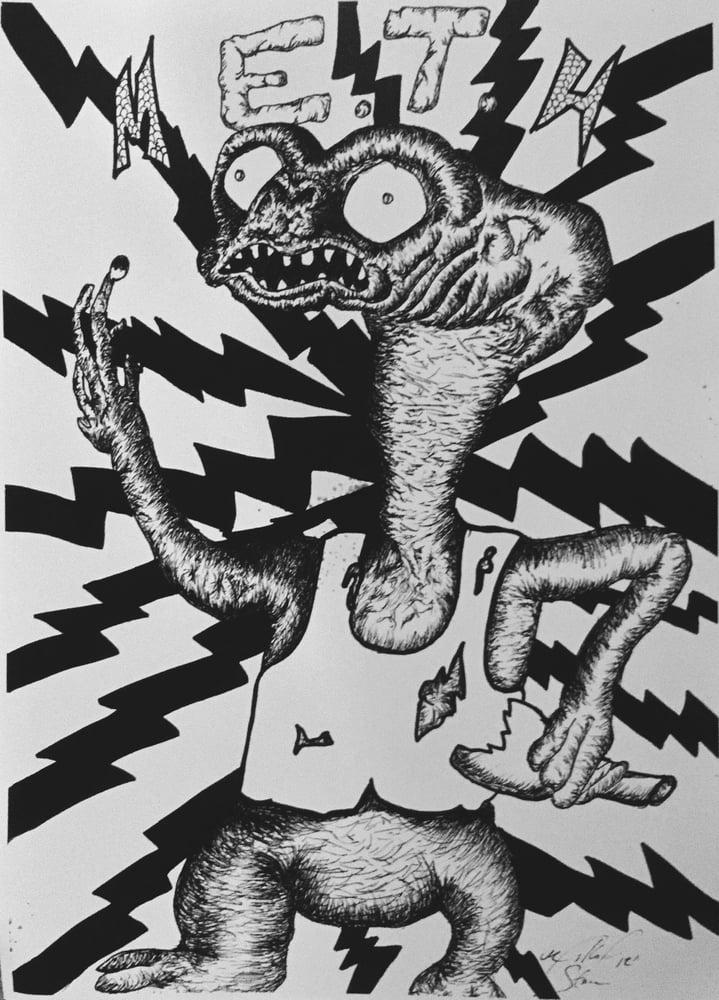 Image of M E.T. H