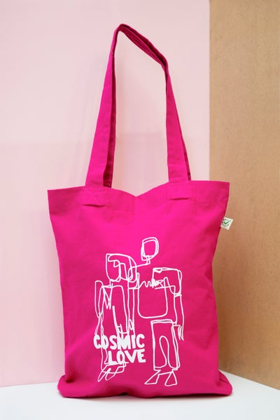 Image of Cosmic Love / tote bag
