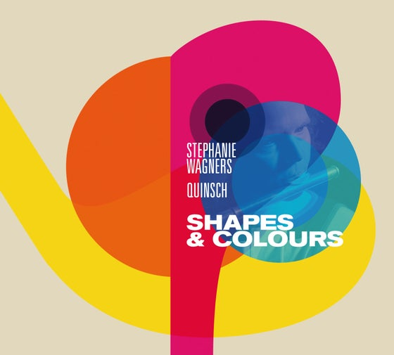 Image of Stephanie Wagners Quinsch - Shapes & Colours PR21