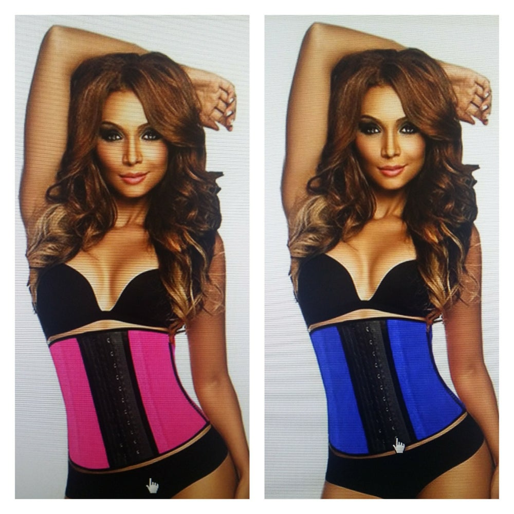 Colorful Workout Waist Shaper