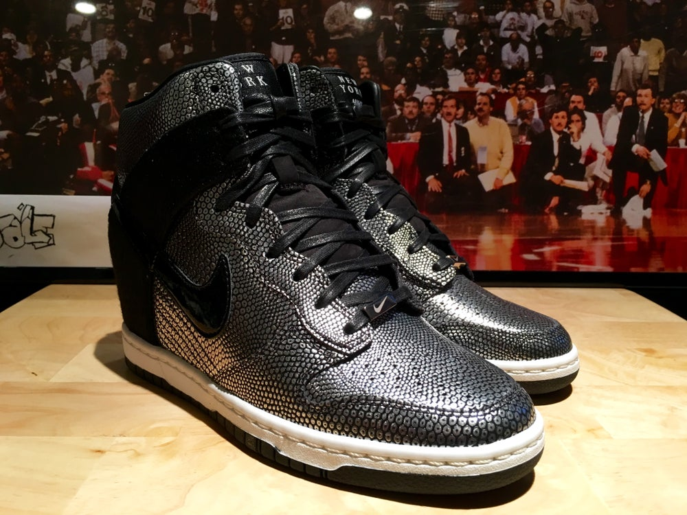 "Image of Nike WMNS Dunk Sky Hi City FW ""New York"""