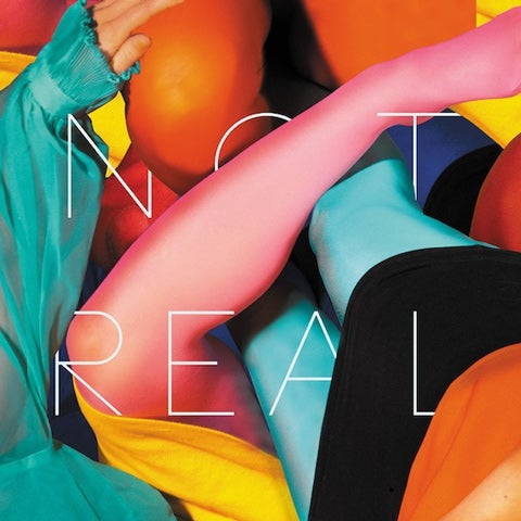 Image of 'Not Real' CD