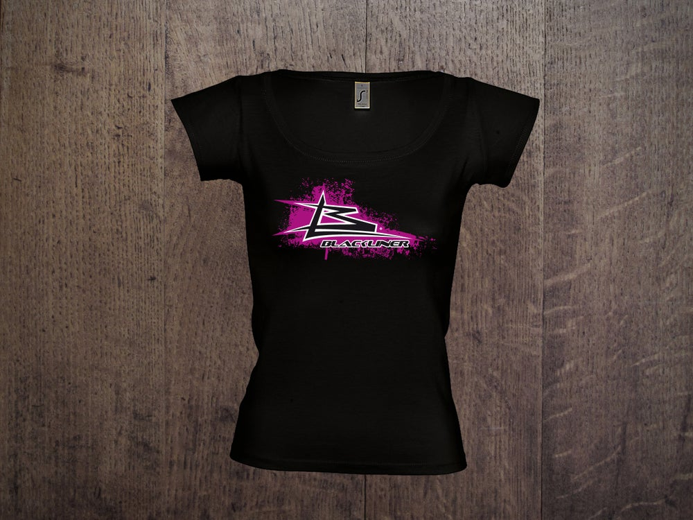 Image of Blackliner T-shirt Girls