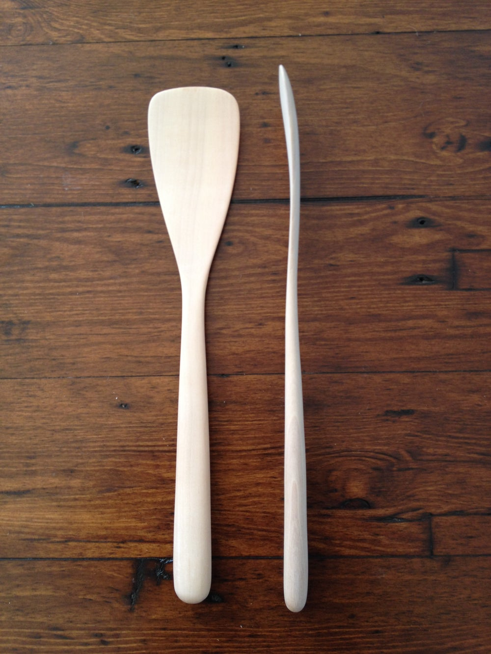 "Image of 14"" long handled spatula"