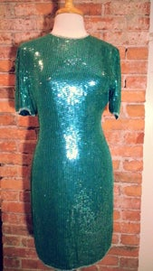 Image of Trip to Oz Sequined Dress