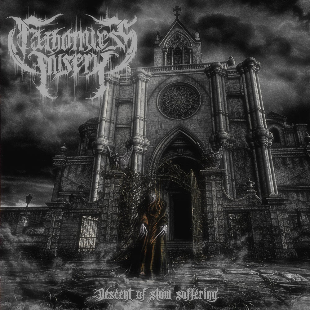 Image of Fathomless Misery - Descent Of Slow Suffering CD