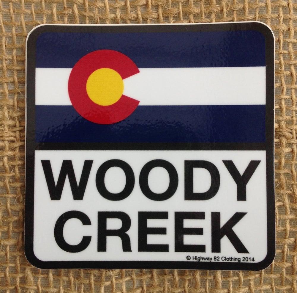 Image of Colorado Locale Stickers