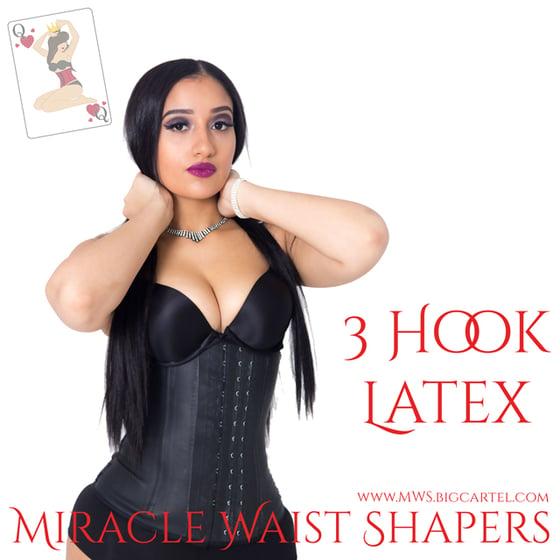 Image of MWS 3 Hook Latex Waist Trainer