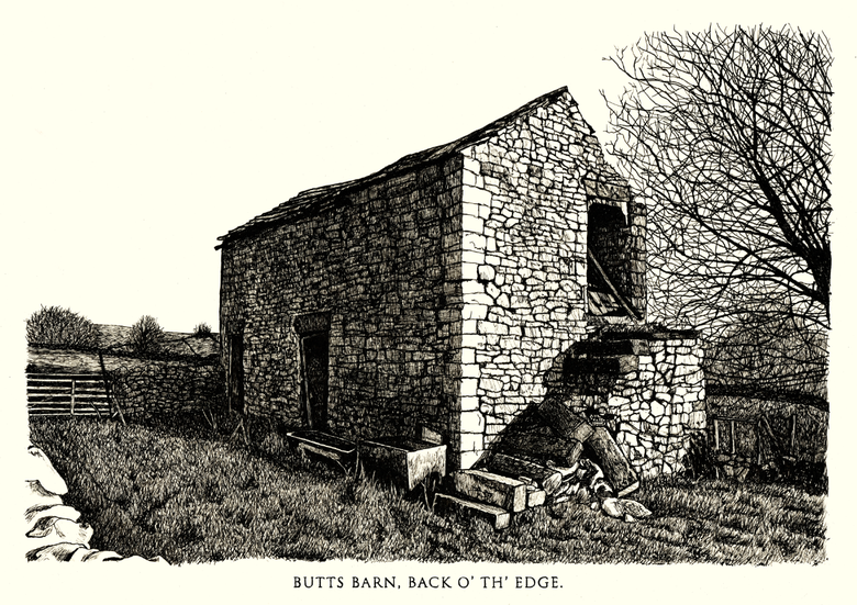 Image of Butts Barn