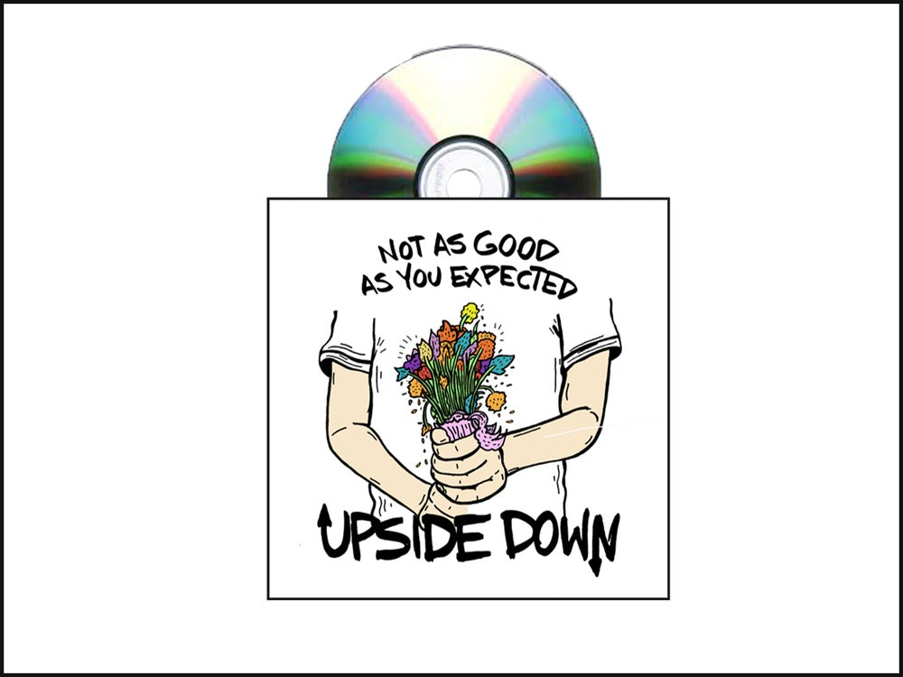 Image of NOT AS GOOD AS YOU EXPECTED CD