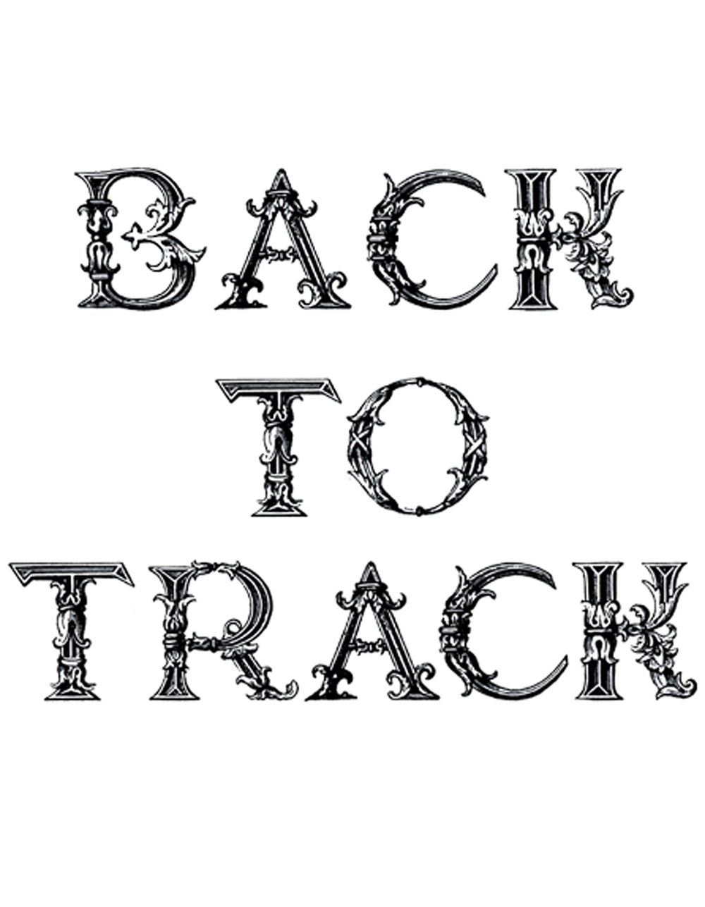 Image of Stay In Time - Back To Track