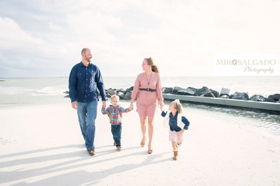 Image of Family mini session or Portrait session