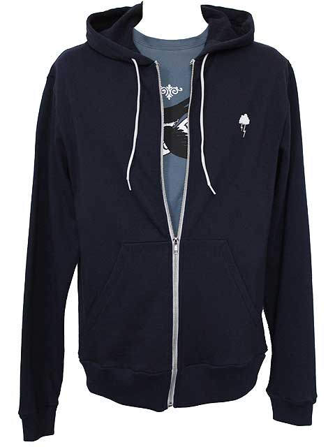 Image of Buggin' Out Zip Hoody