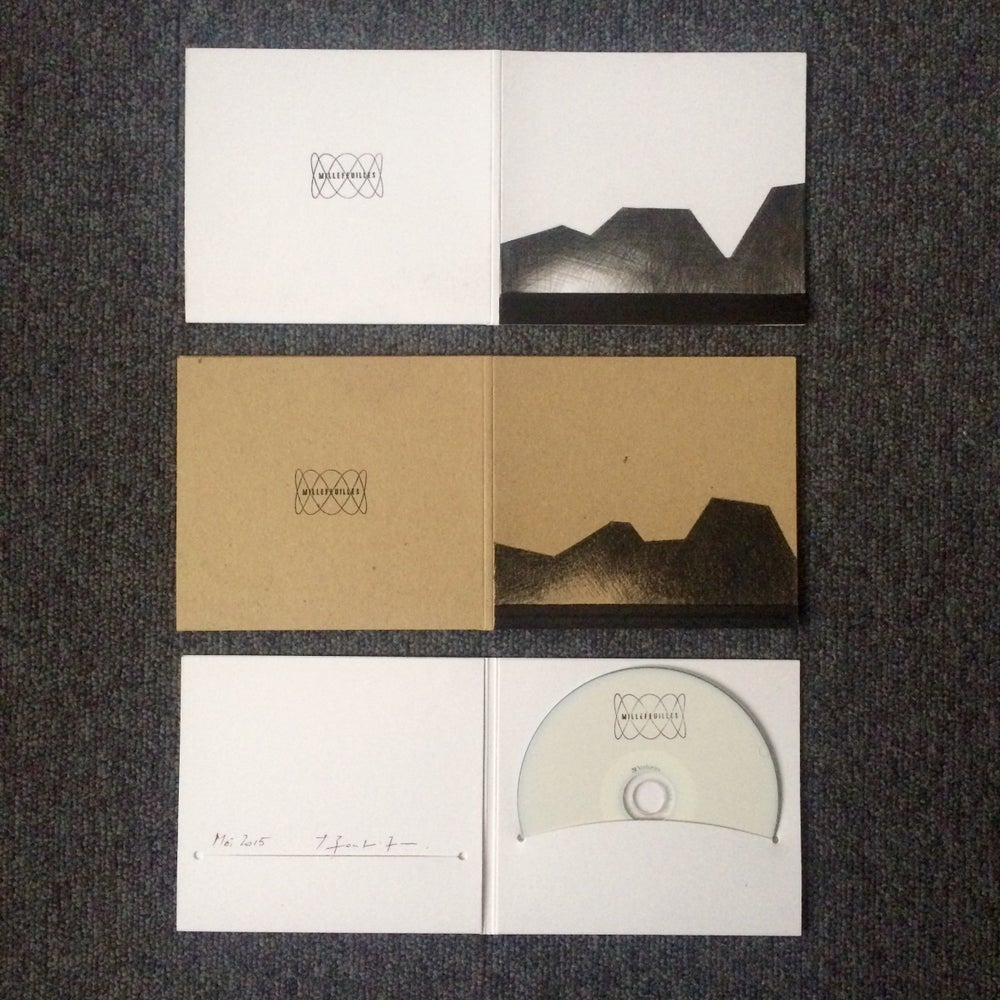 Image of Stigmates #1 CD Collectors Limited Edition - Hand made