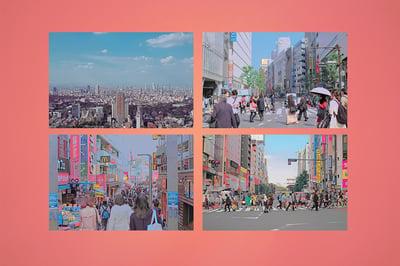 Image of #1 Tokyo Postcards