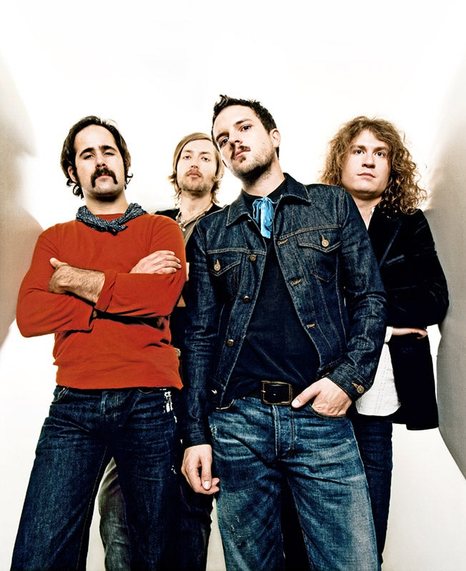 Image of The Killers, London, 2006 (Edition Print).