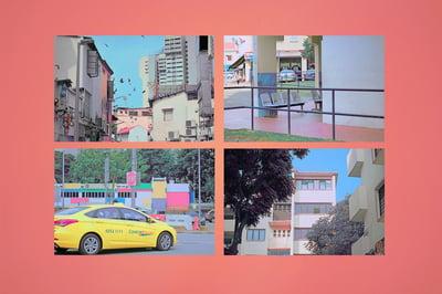 Image of #2 Singapore Postcards