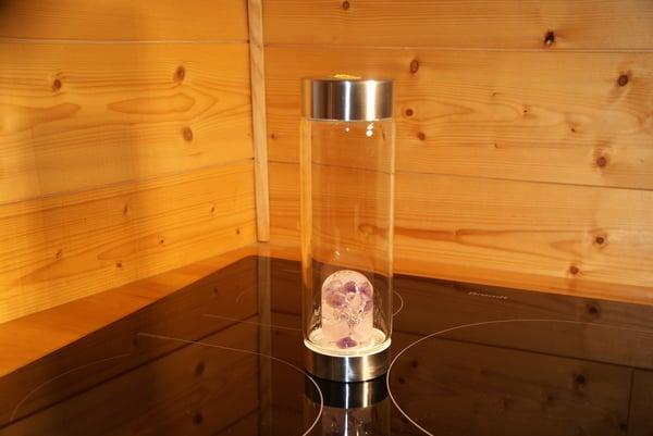 Image of Bouteille Vitajuwel Via 0,5 L avec Minéraux Mélange de Base