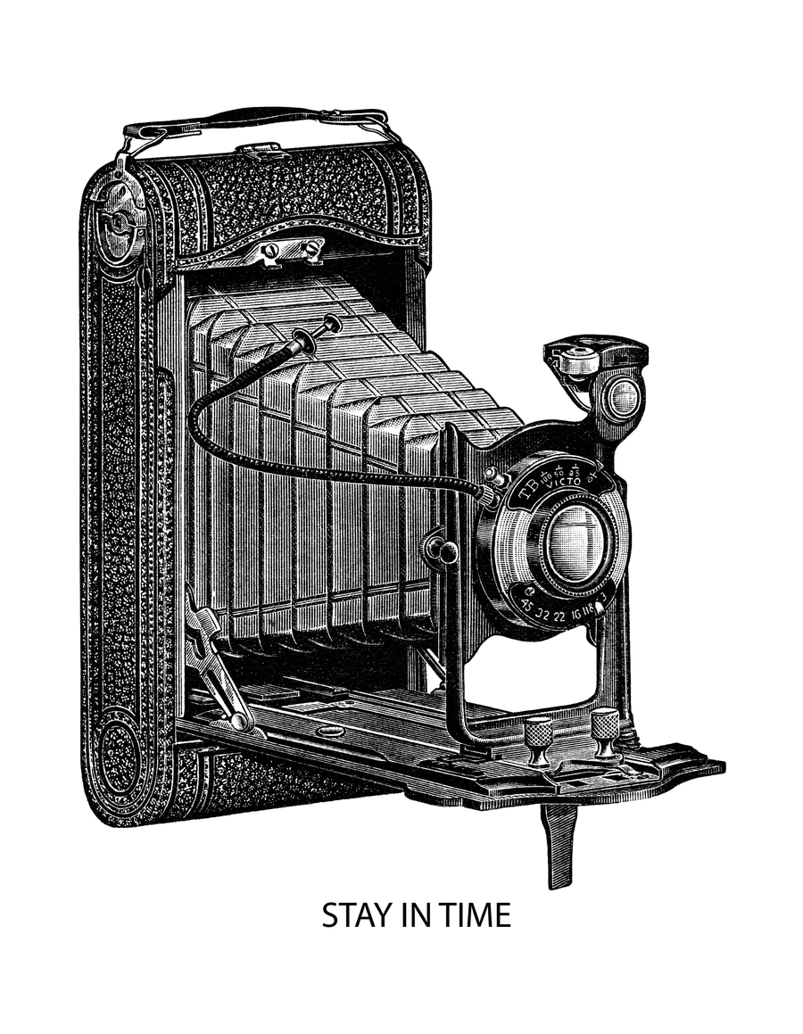 Image of Stay In Time - Camera