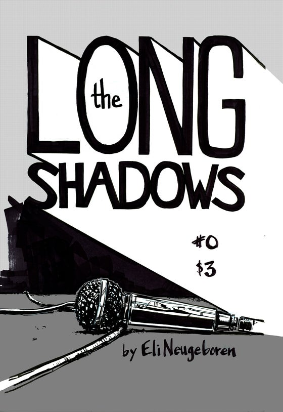 Image of The Long Shadows #0