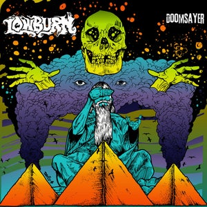 Image of Lowburn - Doomsaver CD