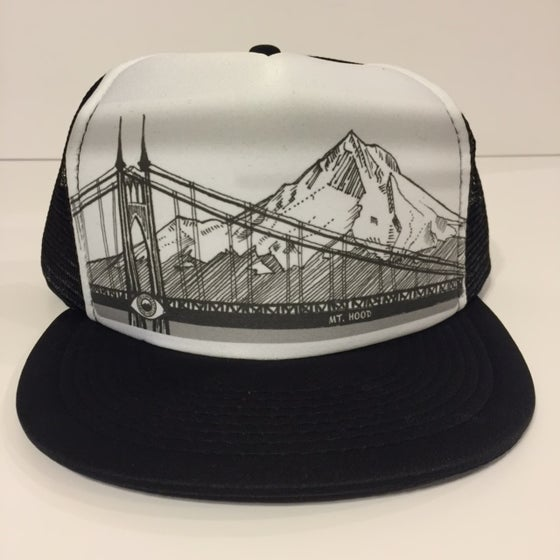 Image of Mt. Hood Trucker Hat