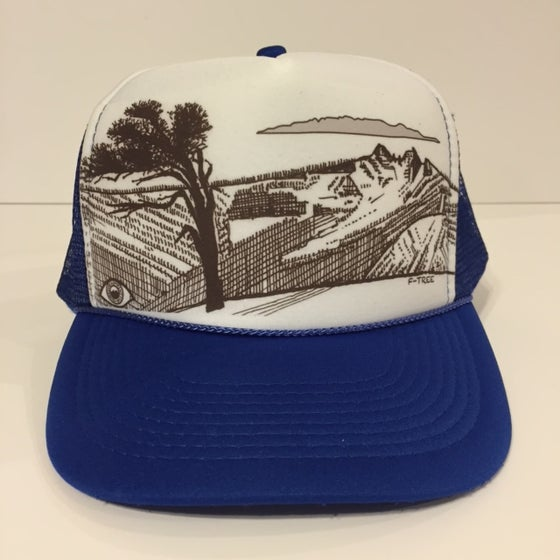Image of F Tree Trucker Hat