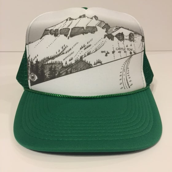 Image of Castle Peak Trucker Hat