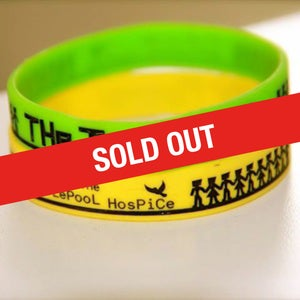 Image of The Jar Family Yellow and Green Wrist Bands