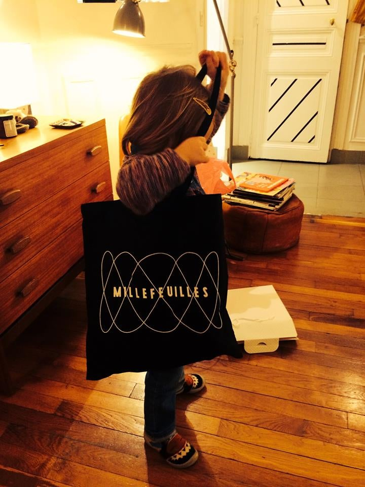 Image of MF Tote Bage