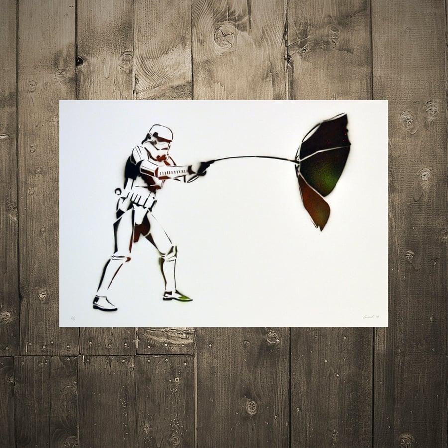 Image of Canevil - Stormtrooper Northern Light ed