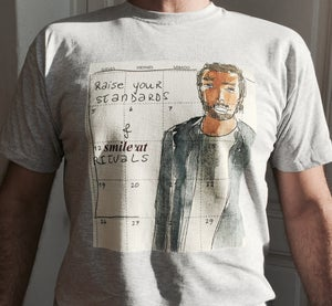 "Image of Camiseta masculina ""Rituals"""