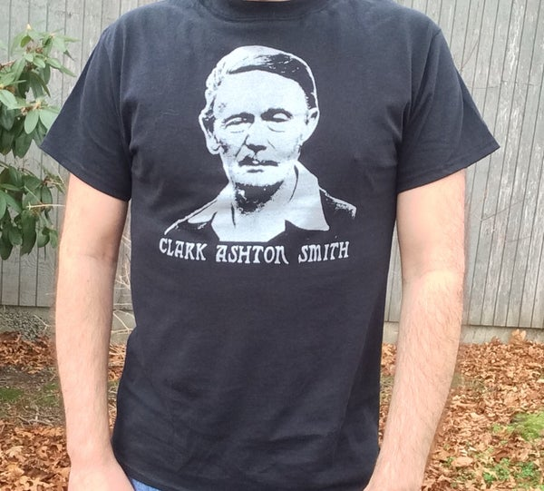 Image of Clark Ashton Smith 'Necromancer' T-Shirt