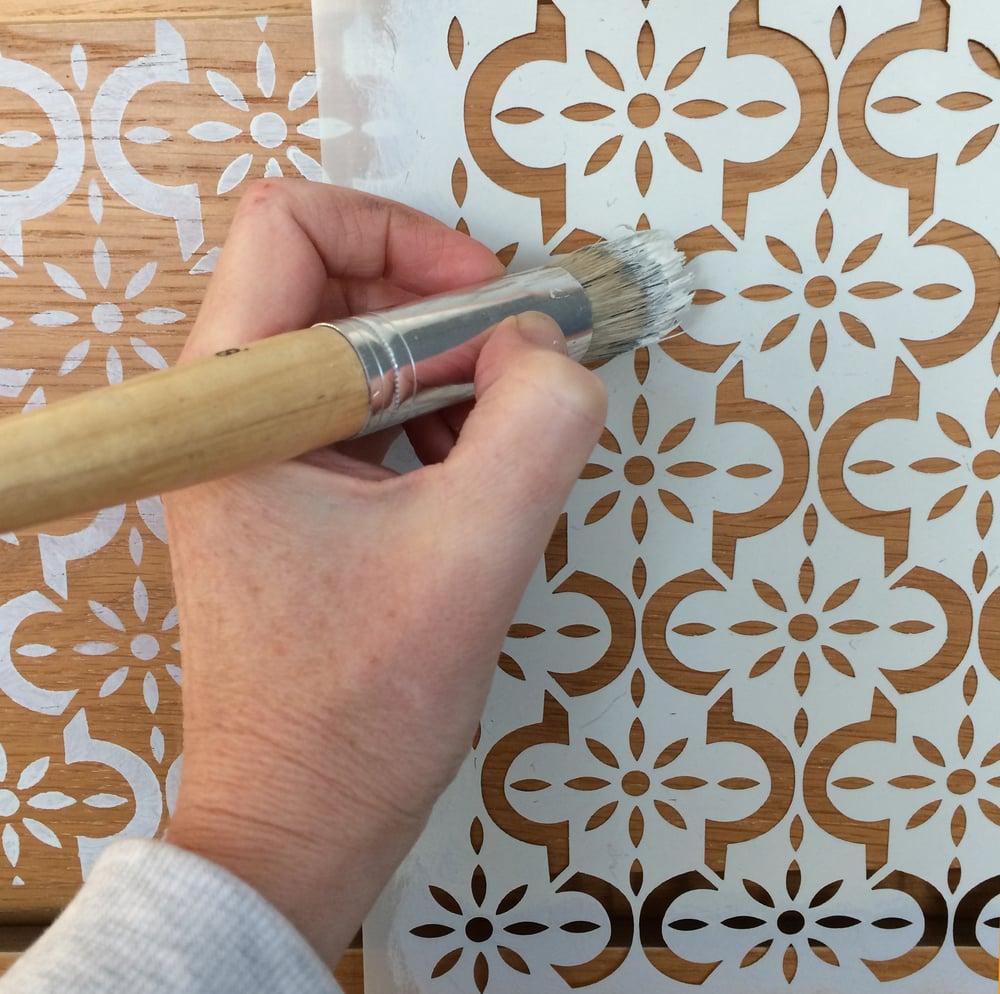 Image of Medina Stencil