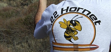 Image of .22 Hornet T-Shirt - Full Color