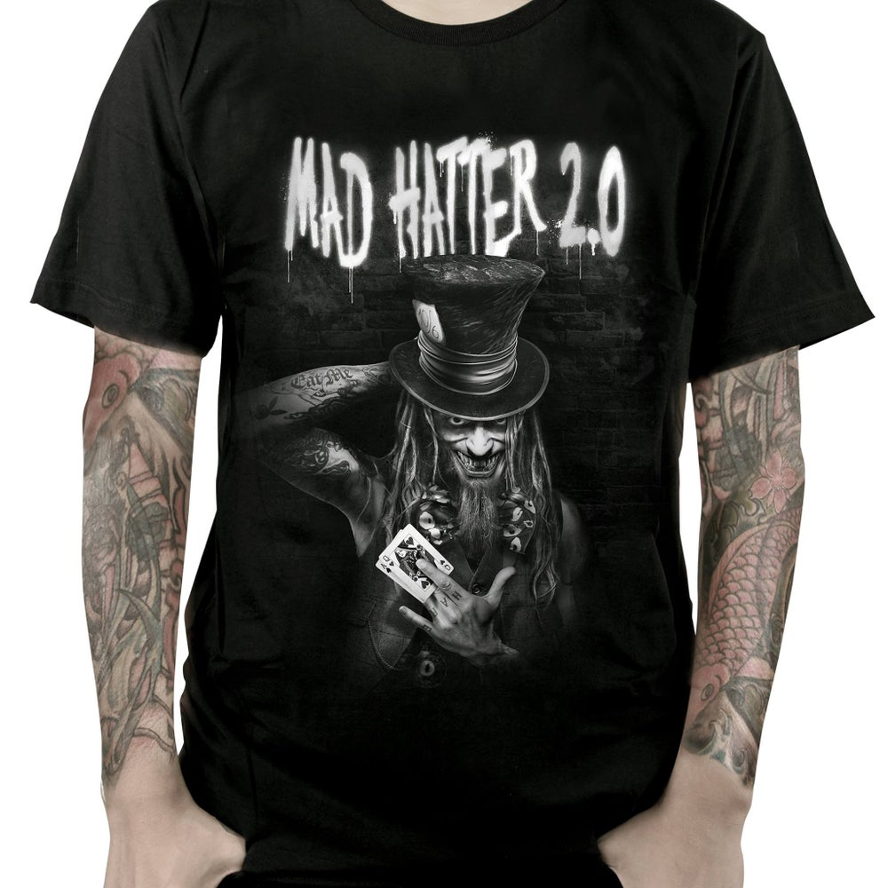 Image of 'The Hatter' Tshirt