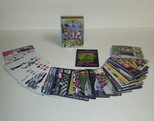 Image of Punk Rock Bikini Playing Cards
