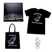 Image of $60 BUNDLE - SIGNED LP + TOTE  + TEE
