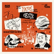 "Image of Los Locos del Oeste ""Y su loco country jazz"""