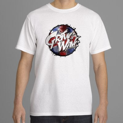Image of GrimeWave Classic Logo Tee