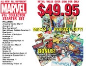 Image of All-New All-Different MARVEL #1 Collector Starter Set :: GREAT GIFT :: 21 BOOKS!