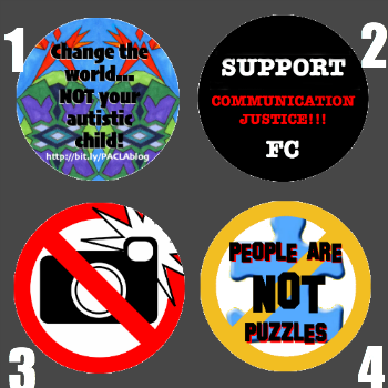PACLA Buttons