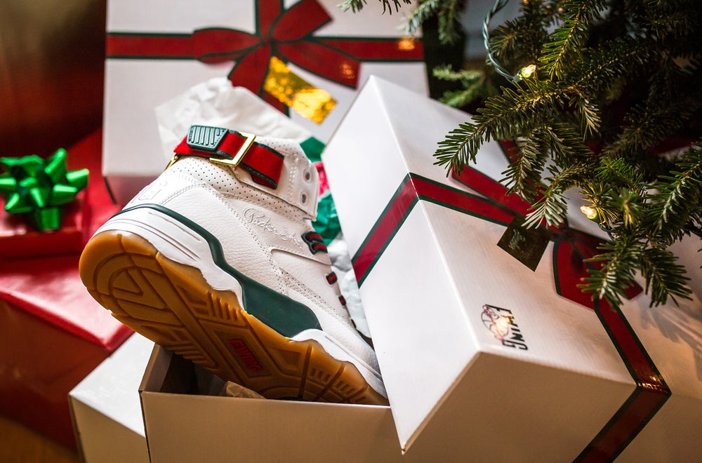 "Image of EWING 33 HI X PACKERS ""MIRACLE ON 33RD ST."""