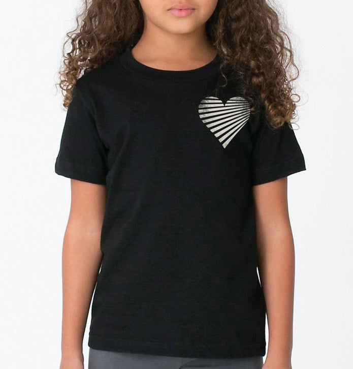 Image of Passion Heart Kids Tee