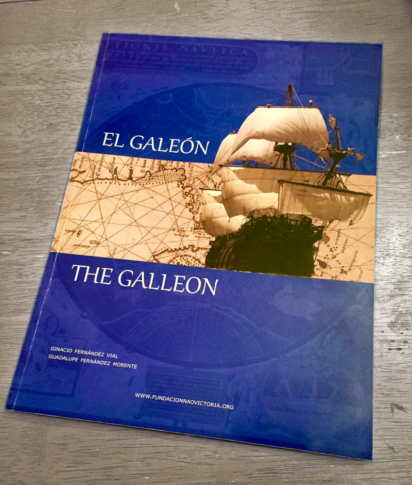 Image of El Galeon Commemorative Book