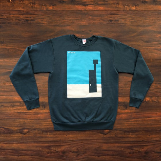 Image of Abstract Pier Sweatshirt
