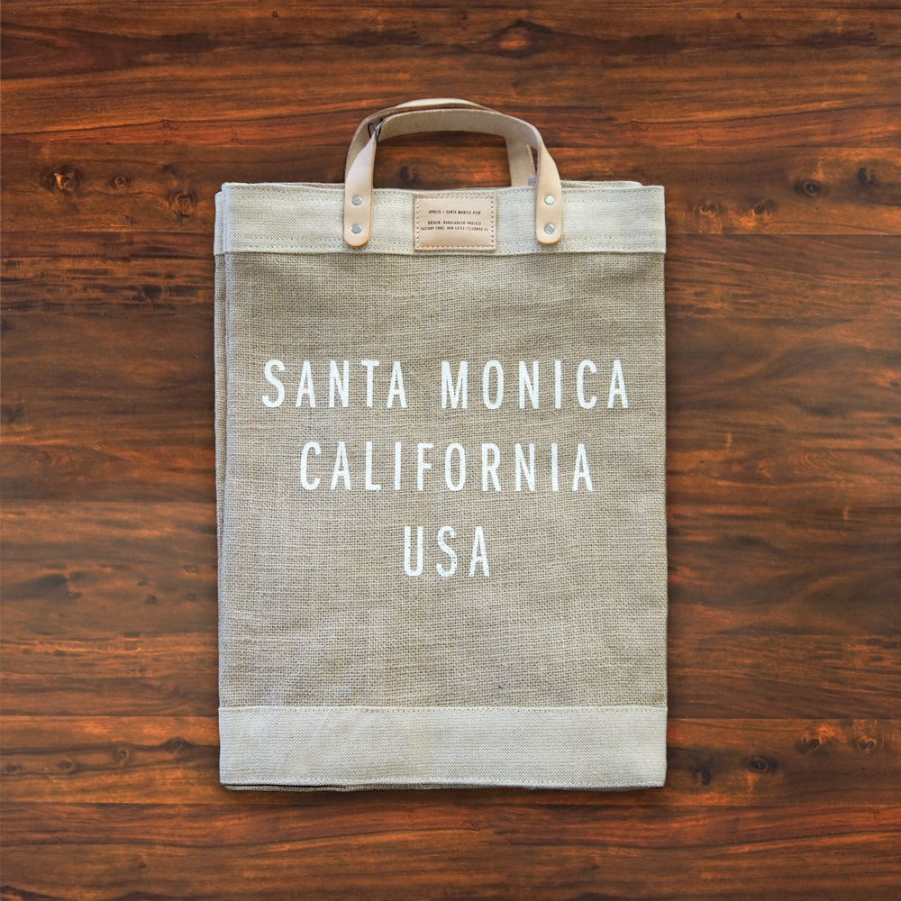 Image of APOLIS X PIER MARKET BAG